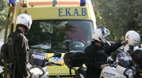 Αυτοκίνητο παρέσυρε και τραυμάτισε βαριά πρώην Αντιδήμαρχο Λαμιέων