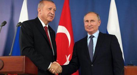 Νέα τηλεφωνική επικοινωνία Πούτιν – Ερντογάν
