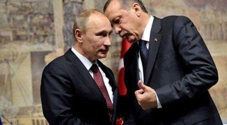 Επικοινωνία Πούτιν – Ερντογάν για Ανατολική Μεσόγειο, Λιβύη, Συρία
