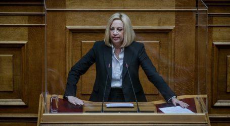 «Να μας πουν ο κ. Μητσοτάκης και η κυβέρνησή του ποιος είναι ο σχεδιασμός για την αντιμετώπιση της πανδημίας»