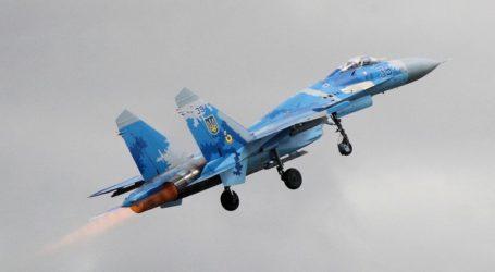 Ρωσικό μαχητικό Su-27 αναχαίτισε τρία αεροσκάφη των ΗΠΑ και της Βρετανίας στη Μαύρη Θάλασσα