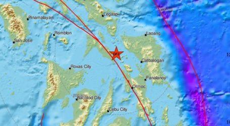 Σεισμός 6,8 Ρίχτερ στις Φιλιππίνες