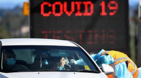 Μειώνονται τα κρούσματα Covid-19 στην Αυστραλία