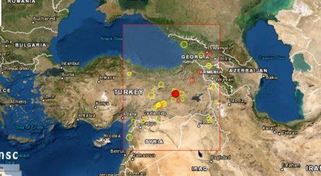 Σεισμός 3,5 Ρίχτερ στην Τουρκία