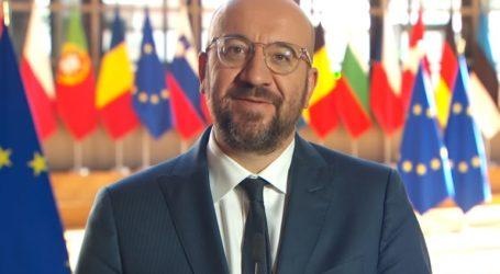 Ολοκληρώθηκε η τηλεδιάσκεψη των ηγετών της ΕΕ για τη Λευκορωσία