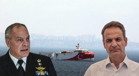 Παραιτήθηκε ο Σύμβουλος Εθνικής Ασφαλείας του πρωθυπουργού