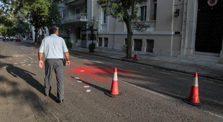 Δύο συλλήψεις για την επίθεση με μπογιές στην τουρκική πρεσβεία