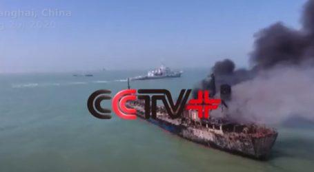 Φορτηγό πλοίο και πετρελαιοφόρο συγκρούστηκαν ανοικτά της Σανγκάης