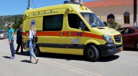 Τροχαίο ατύχημα με τραυματισμό στην Κέρκυρα