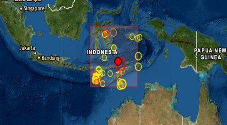 Σεισμική δόνηση 6,9 Ρίχτερ ανοιχτά της Ινδονησίας