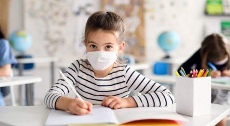 Δωρεάν οι μάσκες σε όλους τους μαθητές της χώρας