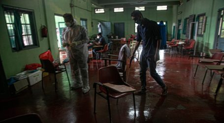 Βραζιλία: 1.054 θάνατοι – 30.355 κρούσματα σε 24 ώρες