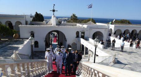 Θετικοί στον κορωνοϊό 7 αστυνομικοί που επέστρεψαν απο την Τήνο