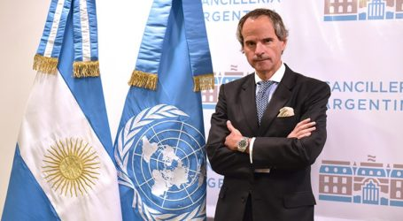 Ο επικεφαλής της Διεθνούς Υπηρεσίας Ατομικής Ενέργειας θα επισκεφτεί τη Δευτέρα το Ιράν