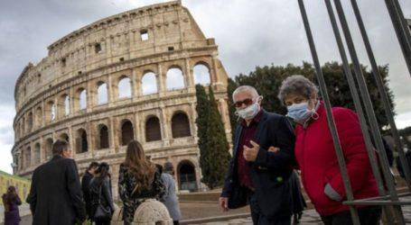 Ρεκόρ κρουσμάτων κορωνοϊού καταγράφηκαν στη Ρώμη