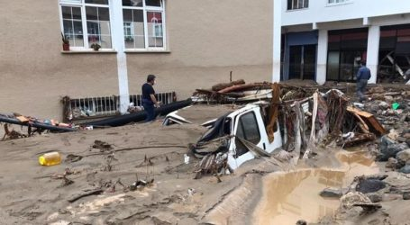 Αυξάνεται ο αριθμός των θυμάτων από τις πλημμύρες στην Τουρκία