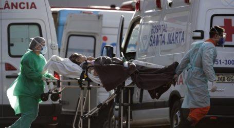 Ξεπέρασαν τους 114.000 οι νεκροί στη Βραζιλία