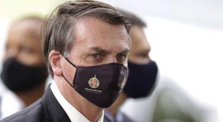 Ο πρόεδρος Μπολσονάρου είπε σε δημοσιογράφο πως «θέλει να του ρίξει μπουνιά στα μούτρα»
