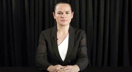 Η Τιχανόφσκαγια θα μιλήσει ενώπιον του Ευρωκοινοβουλίου