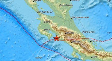 Σεισμική δόνηση 6R στην Κόστα Ρίκα