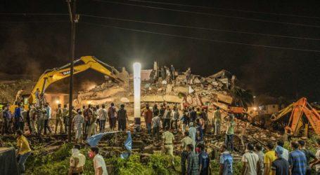 60 επιζώντες στα συντρίμμια πολυκατοικίας-30 παγιδευμένοι και 1 νεκρός