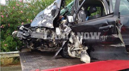 Τροχαίο δυστύχημα με μια νεκρή στη Στυλίδα