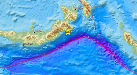 Δύο διαδοχικές ισχυρές σεισμικές δονήσεις στην Παπούα Νέα Γουινέα