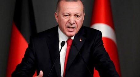 Εμπρηστικές δηλώσεις Ερντογάν