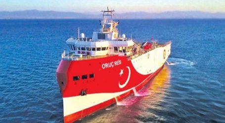«Το Oruc Reis θα διευρύνει τις έρευνές του και δυτικά της Ρόδου»