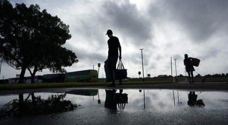 ΗΠΑ: Έφτασε στη Λουιζιάνα ο κυκλώνας Λόρα