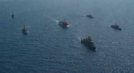 Με νέα NAVTEX παραμένει το Oruc Reis στην Ανατ. Μεσόγειο