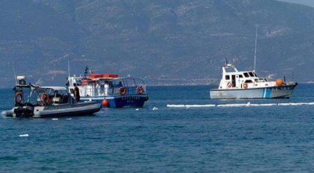 Φωτιά σε σκάφος με μετανάστες ανοιχτά της Ρόδου
