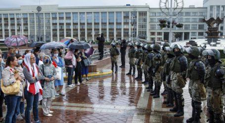 Συνελήφθησαν δημοσιογράφοι και φωτορεπόρτερ ξένων ειδησεογραφικών πρακτορείων στο Μινσκ