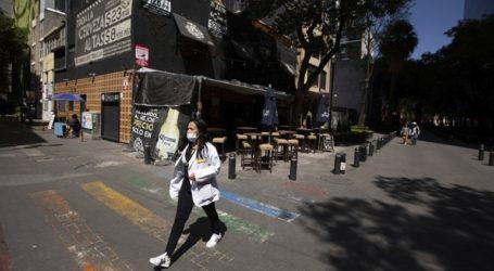 518 νέοι θάνατοι και 6.026 νέα κρούσματα στο Μεξικό