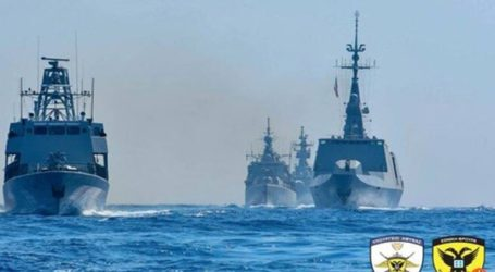 Ολοκληρώνεται η στρατιωτική άσκηση EUNOMIA, με τη συμμετοχή Ελλάδας, Κύπρου, Γαλλίας και Ιταλίας