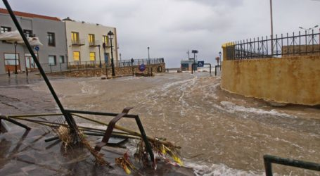 Από 150.000 ευρώ στους δήμους Αμαρίου, Ανωγείων και Αγ. Βασιλείου για τις καταστροφές από βροχοπτώσεις
