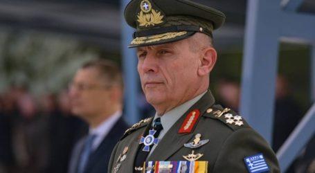 Συνάντηση του Α/ΓΕΕΘΑ με τον διοικητή του US Special Operations Command Europe