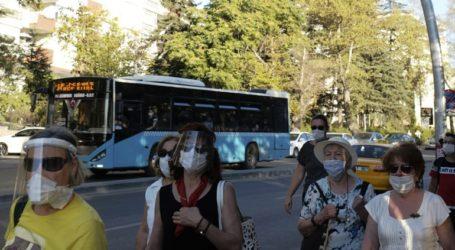 Κορωνοϊός: Νέοι περιορισμοί στην Τουρκία