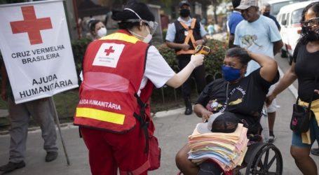 Ξεπέρασαν τους 120.000 οι θάνατοι στη Βραζιλία