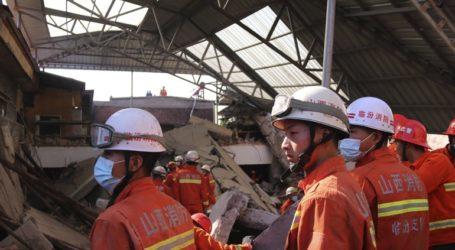 Τουλάχιστον 17 νεκροί από κατάρρευση διώροφου εστιατορίου