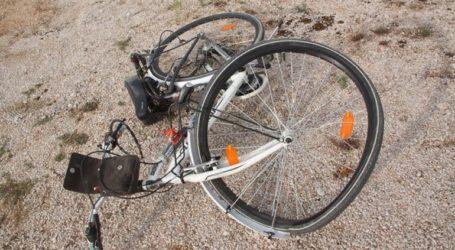 Τροχαίο δυστύχημα με θύμα ποδηλάτη