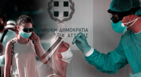 Καταμετρήθηκαν 157 νέα κρούσματα κορωνοϊού