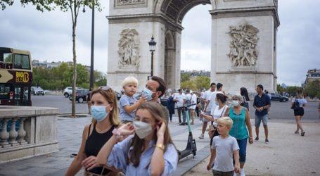 Η Γαλλία ανακοίνωσε σήμερα 5.413 νέα επιβεβαιωμένα κρούσματα Covid -19