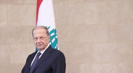 Ο πρόεδρος Μισέλ Αούν παραδέχεται την ανάγκη αλλαγής του πολιτικού συστήματος