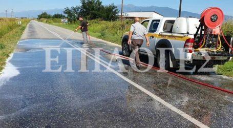 Νεκρός 47χρονος ποδηλάτης σε τροχαίο στις Σέρρες