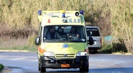 Νεκρή 41χρονη σε τροχαίο στην Ελασσόνα