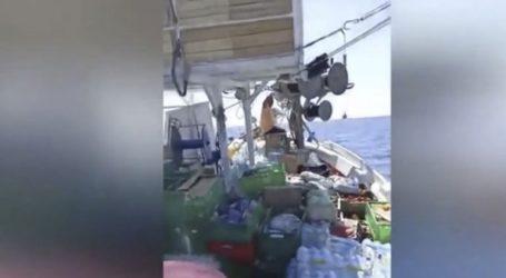 Κάτοικοι της Κρήτης πήγαν ζεστά φαγητά στη φρεγάτα «Λήμνος» σκορπώντας συγκίνηση