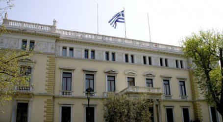 «H ελληνική σημαία υπήρχε ανέκαθεν, υπάρχει και θα υπάρχει στο Προεδρικό Μέγαρο»