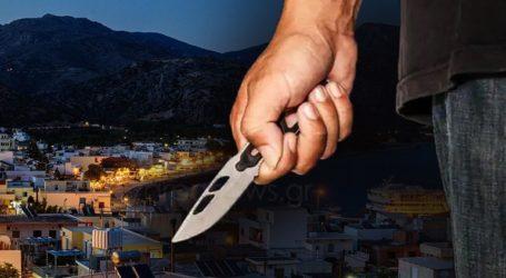 Άγριος καβγάς και μαχαίρωμα για τα… μάτια μιας γυναίκας στην Παλαιόχωρα Χανίων