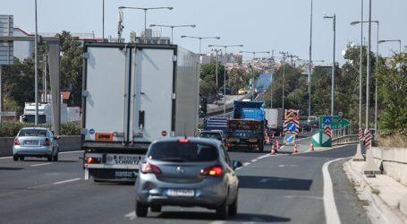 Κυκλοφοριακές ρυθμίσεις στην εθνική οδό Αθηνών-Θεσσαλονίκης λόγω εργασιών